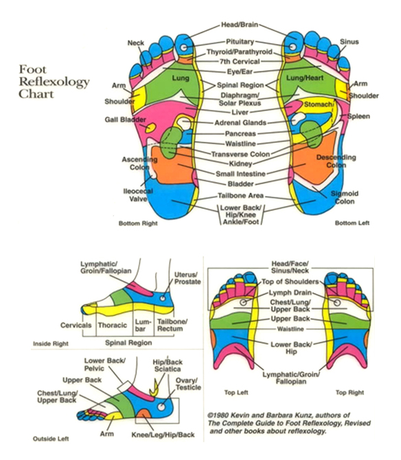 footchart
