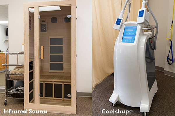 coolshape sauna